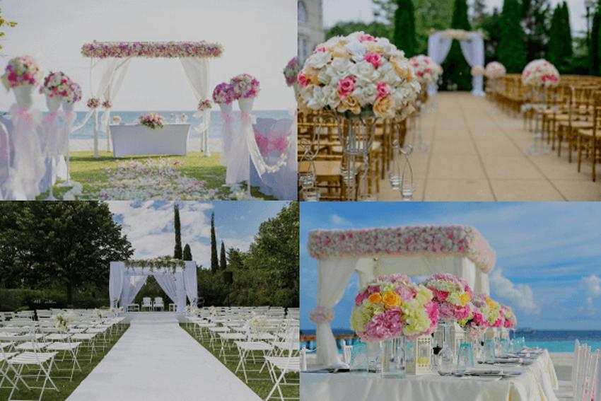 ceremonie decoration