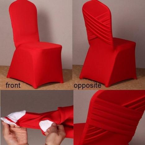 housse de chaise candy rouge 2