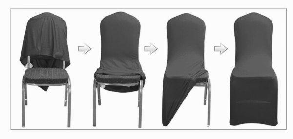 housse de chaise premium 2