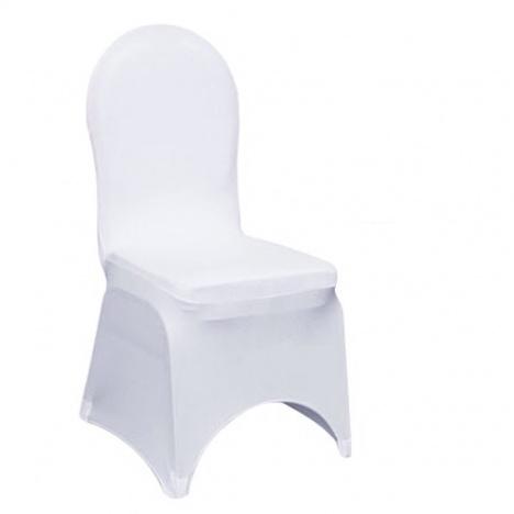 housse de chaise std blanc