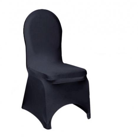 housse de chaise std noir